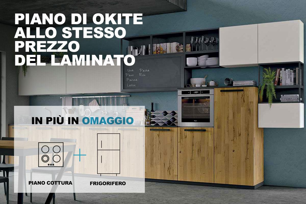 Promo Cucine Lube Novembre 2017 - IDEA TESSILE & AMBIENTI